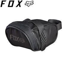 Fox Small Bike Seat Bag - Black (13 x 8 x 5.5 cm)