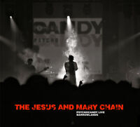 The Jesus and Mary Chain : Psychocandy Live: Barrowlands CD (2015) ***NEW***