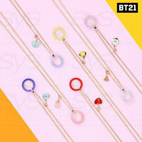 BTS BT21 Official Authentic Goods Look Optical Glasses Hanger Type Line series