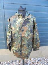 NEW German Military Flecktarn Camouflage Parka / Smock Jacket LARGE SIZES