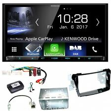 Kenwood DMX-7017DABS CarPlay Android Auto Einbauset für Hyundai i40 VF