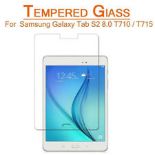 For Samsung Galaxy Tab T710/ T715 / Genuine Tempered Glass Film Screen Protector