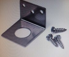 """Larsen TMB 34, Right Angle 3/4"""" Mount with Screws, New In Package"""