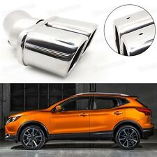 Double Outlets Exhaust Muffler Tip Tailpipe for Nissan Rogue Sport 2017-Up #1066