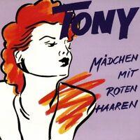 Tony Mädchen mit roten Haaren (#sonia77191) [CD]