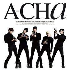 SUPER JUNIOR - [A-Cha] 5th Repackage Album CD Sealed K-POP SM
