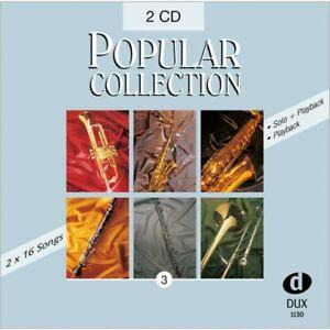 Doppel-CD Popular Collection 3 DUX-Verlag D1130