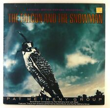 """12"""" LP - Pat Metheny Group - The Falcon And The Snowman - Soundtrack - E813"""