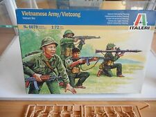 Modelkit Italeri Vietnamese Army / Vietcong Vietnam War on 1:72 in Box
