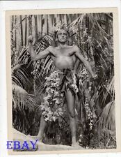Walter Chiari barechested VINTAGE Photo Little Huti