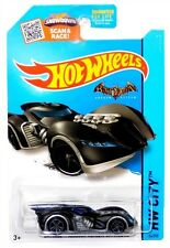 2015 Hot Wheels HW City 64/250 Batman Arkham Asylum Batmobile Diecast Vehicle!