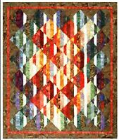 Transitions Quilt Pattern - Cozy Quilt Designs