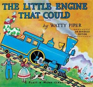 The Little Engine That Could: An Abridged Edition - Board book - GOOD