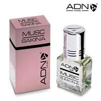 1x Misk - Musc ADN Sakina 5 ml Parfümöl - Damenduft - Musk - Parfum