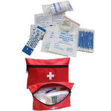 24 Piece Mini Pocket Medical First Aid Kit Travel Portable Car Bike Camping Hike