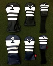 Callaway Golf Vintage Headcovers - Driver, Fairway And Hybrid Covers