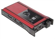 TEAC HA-P90SD-R Portable Amplifier players HiRes sound source corresponding F/S