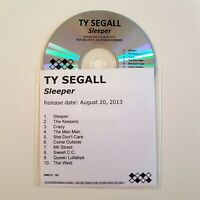 TY SEGALL : SLEEPER  ♦  CD Album Promo ♦