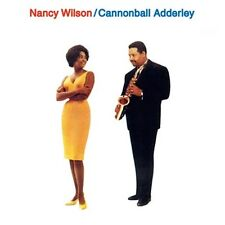 CD NANCY WILSON CANNONBALL ADDERLEY SAVE YOUR LOVE FOR ME HAPPY TALK OLD COUNTRY