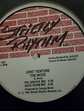 JOINT VENTURE THE MOVE