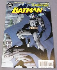 BATMAN #608 (2nd Print Variant) VF/NM DC Comics 2002 Jim Lee, Loeb, Williams