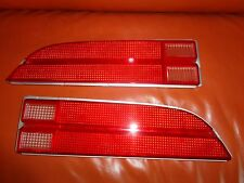 FIREBIRD TAIL LIGHT PAIR 1970 1971 1972 1973 PONTIAC  *NEW* LENS / LIGHTS REPRO