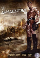 WWE Armageddon 2007 DVD DEUTSCH