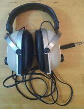 Vintage Sansui SS-60 Headphones Tested & Working