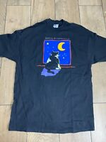 Vintage Early 90's Henri Matisse Hanes Beefy-T Size XL Single Stitch, Rare