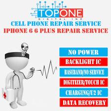 iPhone 6 6+ No Service(Baseband)Repair Service Turn Around Time 2-4Business Days