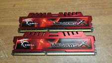 G.SKILL Ripjaws X Series 16GB (2 x8GB) DDR3 2133 (PC3 17000) Desktop Memory Ram