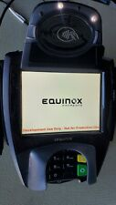 Equinox L5300 Credit Card Terminal With Stylus And Power Cord