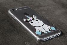 Einhorn / Unicorn Super Slime Case für iPhone - Handyhülle