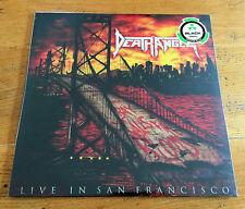 DEATH ANGEL The Bay Calls For Blood  (Live in San Francisco)   - Vinyl - LP