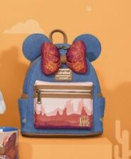 Disney Minnie Mouse Main Attraction Big Thunder Backpack