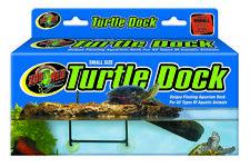 Zoo Med Schildkröte Dock für 10 Gallonen Tanks, Klein