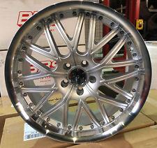 RX Wheels 8.5Jx19 Zoll ET 45 Alufelge LK 5x112 RX-2D silber
