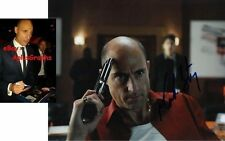 MARK STRONG.. Kick Ass' Frank D'Amico -  SIGNED