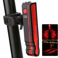 Bike Laser+ 5 LED Lamp Light Rear Flashing Cycling Bicycle Tail Safety Warning