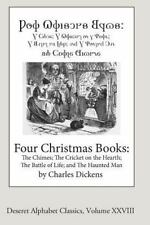 Deseret Alphabet Classics: Four Christmas Books (Deseret Alphabet Edition) :...