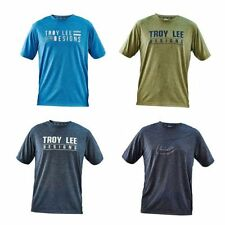 Troy Lee Designs Short Sleeve Loose Fit Cycling Jerseys