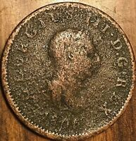1806 UK GREAT BRITAIN HALF PENNY