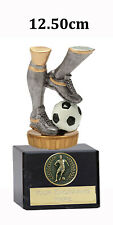 "Football Top Goal Scorer  Man of the Match, Trophy 12cm""   FREE ENGRAVING"