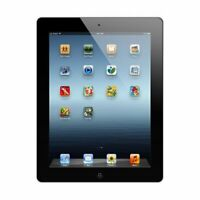 Apple iPad 2 32GB Wi-Fi (Wi-Fi Only) A1395 - Black