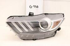 OEM Ford Mustang Headlight Head Light Lamp Headlamp 2015 2016 2017 LH damaged