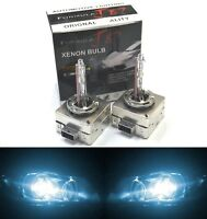 HID Xenon D3S Two Bulbs Head Light 8000K Icy Blue Bi-Xenon Replacement High Low