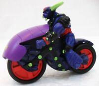 """GORMITI giocattolo """"Obscurio Il signore delle tenebre in moto"""" scala 1:43"""