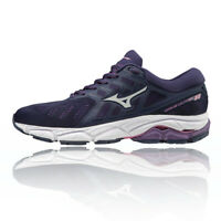 Mizuno Womens Wave Ultima 11 Running Shoes Trainers Sneakers Blue Sports