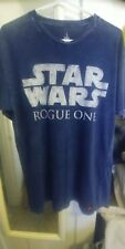 Disney Park Star Wars Rogue One Tee Shirt