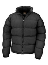 Result Urban Holkham Down Feel Jacket M Black